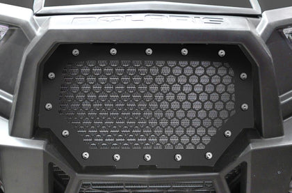 1 Piece Steel Grille for Polaris RZR 1000 2015-2017 - HEX