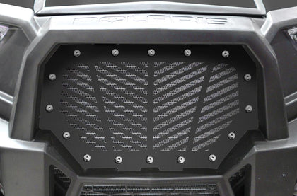 1 Piece Steel Grille for Polaris RZR 1000 2015-2017 - V STRIPE
