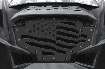 1 Piece Steel Grille for Polaris RZR 900-800 - AMERICA