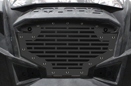 1 Piece Steel Grille for Polaris RZR 900-800 - BRICKS