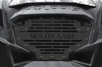 1 Piece Steel Grille for Polaris RZR 900-800 - MOLON LABE