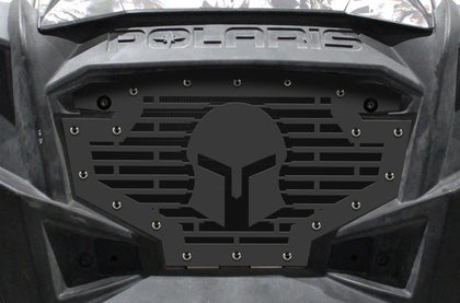 1 Piece Steel Grille for Polaris RZR 900-800 - SPARTAN 300