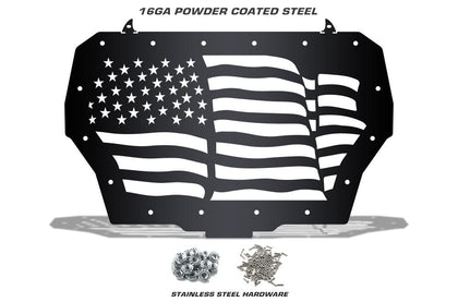 1 Piece Steel Grille for Polaris RZR 2017 Turbo - AMERICA