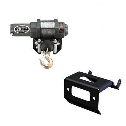 Honda Rancher Winch Kit TRX420 TM** 2014-2019 Viper 2500 LB