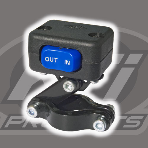 Polaris Sportsman 570 / SP 2014-19 Winch and Mount Kit KFI SE35 Stealth - All Terrain Depot