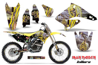 Graphics Kit Decal Sticker Wrap + # Plates For Suzuki RMZ250 2004-2006 IM KILLERS