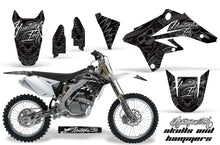 Load image into Gallery viewer, Dirt Bike Graphics Kit Decal Sticker Wrap For Suzuki RMZ250 2007-2009 HISH SILVER-atv motorcycle utv parts accessories gear helmets jackets gloves pantsAll Terrain Depot
