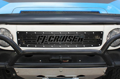 1 Piece Steel Grille for Toyota FJ Cruiser 2007-2014 - FJ CRUISER