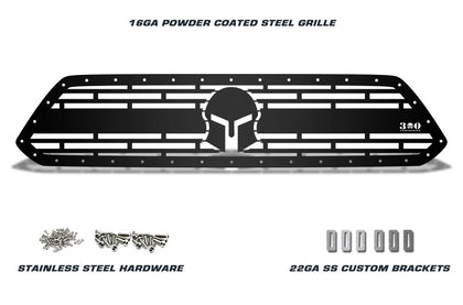 1 Piece Steel Grille for Toyota Tacoma 2012-2015 - SPARTAN 300