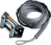 Warn Synthetic Rope Kit