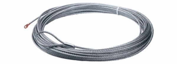 "WARN Replacement 5/32"" Wire Rope 50'"