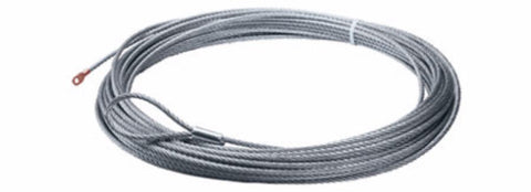 "WARN Replacement 5/32"" Wire Rope 50' - Allterraindepot"