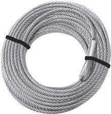 "KFI Winch Cable 15/64"" (D) x 52' (L) - (WIDE) - All Terrain Depot"