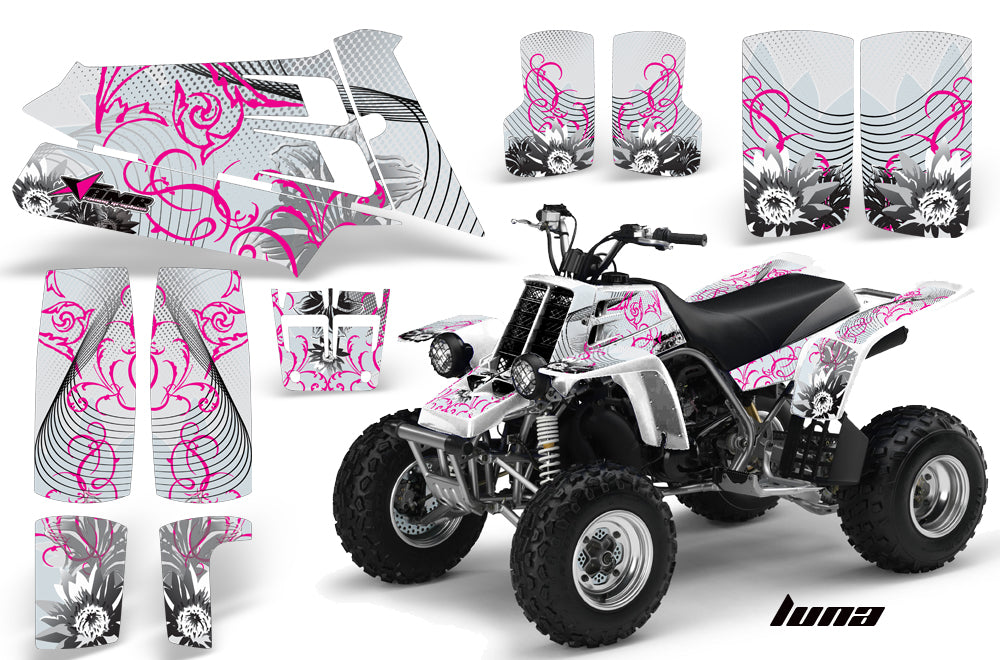 yamaha got me sticker honda quad Banshee