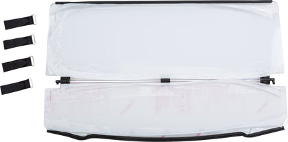 OPEN TRAIL FOLDING WINDSHIELD WEST120-0023
