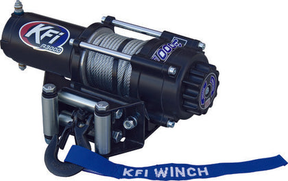 KFI 3000 lb. ATV Winch Kit A3000