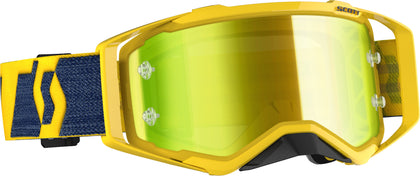 SCOTT PROSPECT GOGGLE YELLOW/YELLOW YELLOW CHROME WORKS 272821-6360289