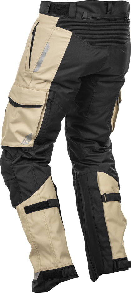 FLY RACING TERRA TREK PANTS SAND SZ 34T 478-10734T