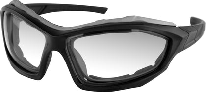DUSK CONVERTIBLE GLASSES MATTE BLK W/PHOTOCHROMATIC