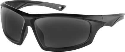 BOBSTER VAST SUNGLASSES MATTE BLACK W/SMOKED LENS BVAS001