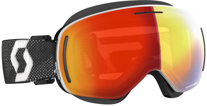 SCOTT LCG EVO SNOWCROSS GOGGLE WHT/BLK ENHANCER RED CHROME 272845-1035312