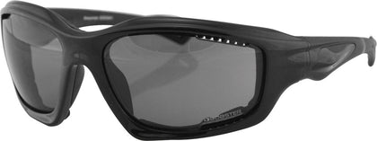 BOBSTER DESPERADO SUNGLASSES W/SMOKE LENS EDES001