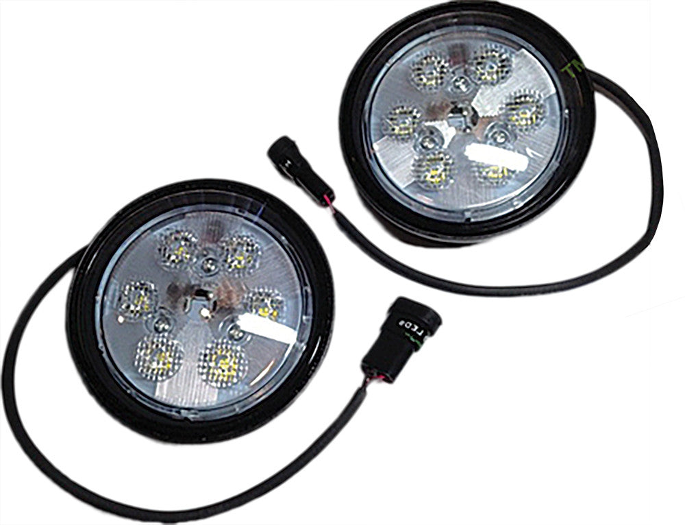 "PATHFINDER LED PASSING LAMPS 4.5"" HDPL45-atv motorcycle utv parts accessories gear helmets jackets gloves pantsAll Terrain Depot"