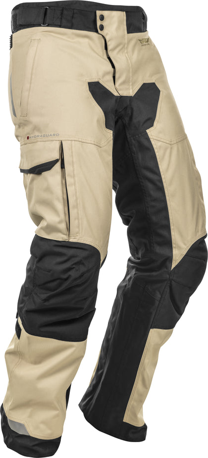 FLY RACING TERRA TREK PANTS SAND SZ 38T 478-10738T