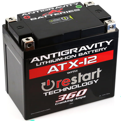 ANTIGRAVITY LITHIUM BATTERY ATX12-RS 360 CA AG-ATX12-RS