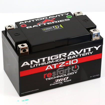ANTIGRAVITY LITHIUM BATTERY ATZ10-RS 330 CA AG-ATZ10-RS