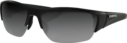 BOBSTER RYVAL SUNGLASSES BLACK W/SMOKED LENS ERYV002