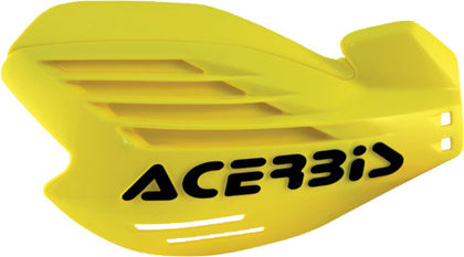 X-FORCE HANDGUARDS YELLOW