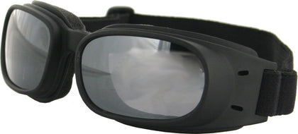 BOBSTER PISTON SUNGLASSES W/SMOKE REFLECTIVE LENS BPIS01R