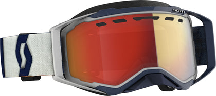SCOTT PROSPECT SNWCRS GOGGLE GRY/DRK BLUE ENHANCER RED CHROME 272846-6359312