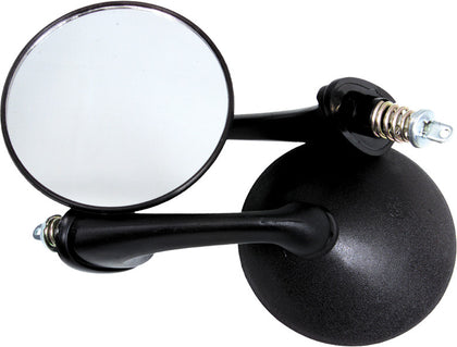 SP1 ROUND SHAPE REAR VIEW MIRROR 12-165-01