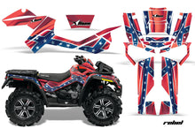 Load image into Gallery viewer, ATV Graphics Kit Decal Wrap For CanAm Outlander Max 500/800 2006-2012 REBEL-atv motorcycle utv parts accessories gear helmets jackets gloves pantsAll Terrain Depot