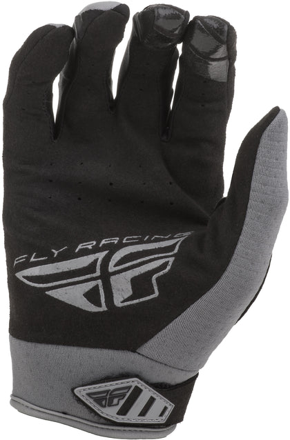 FLY RACING PATROL XC LITE GLOVES GREY SZ 08 373-68008