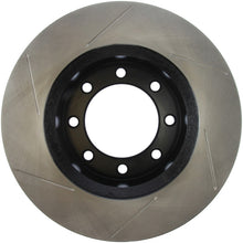 Load image into Gallery viewer, StopTech Power Slot 12-15 Ford F-250/F-350 Front Left Slotted Rotor