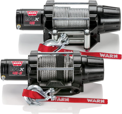WARN VRX 4500 WIRE ROPE WINCH 101045