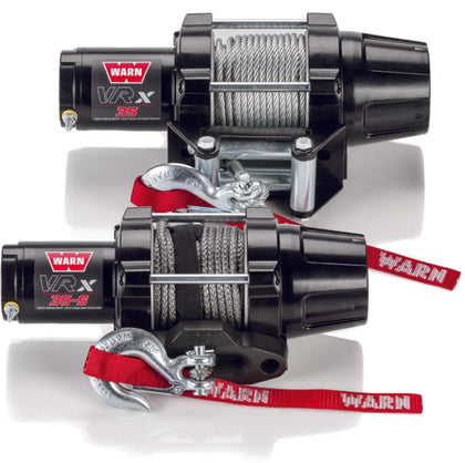 WARN VRX 3500 WIRE ROPE WINCH 101035