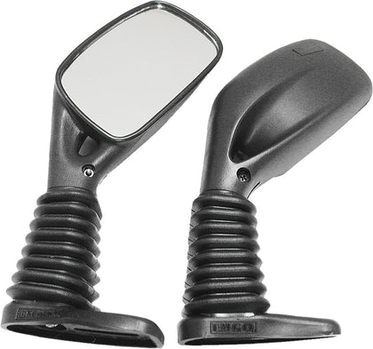 SP1 REAR VIEW MIRROR- LEFT UNIVERSAL BLACK 54-10002