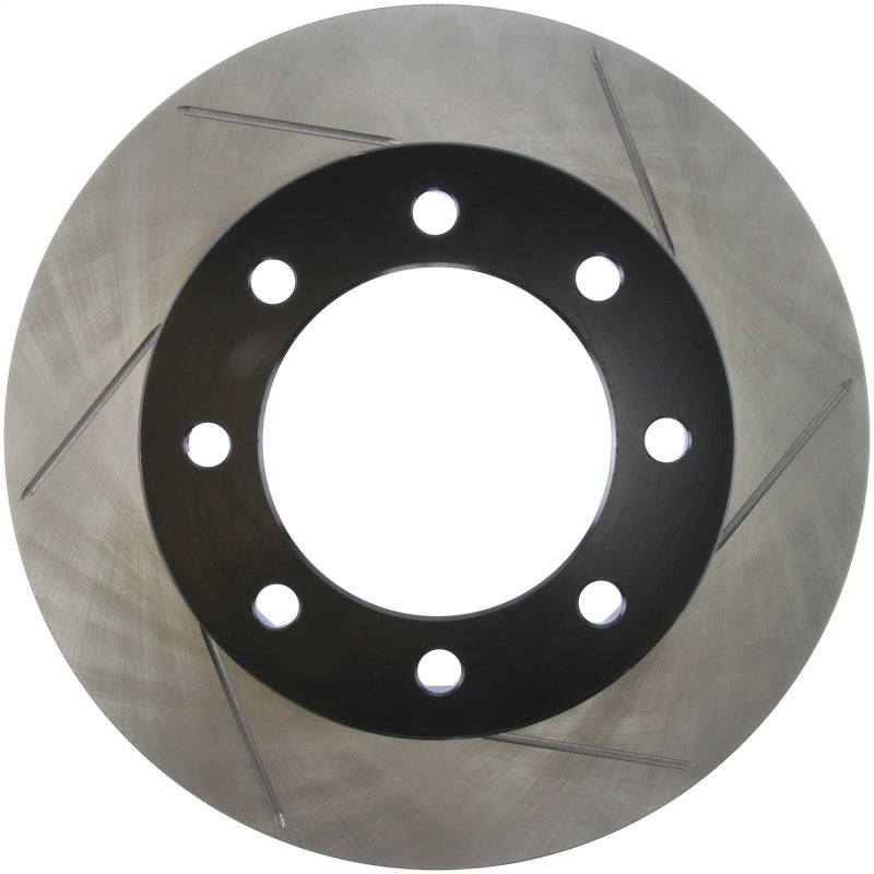 StopTech Power Slot 12-15 Ford F-250/F-350 Front Left Slotted Rotor