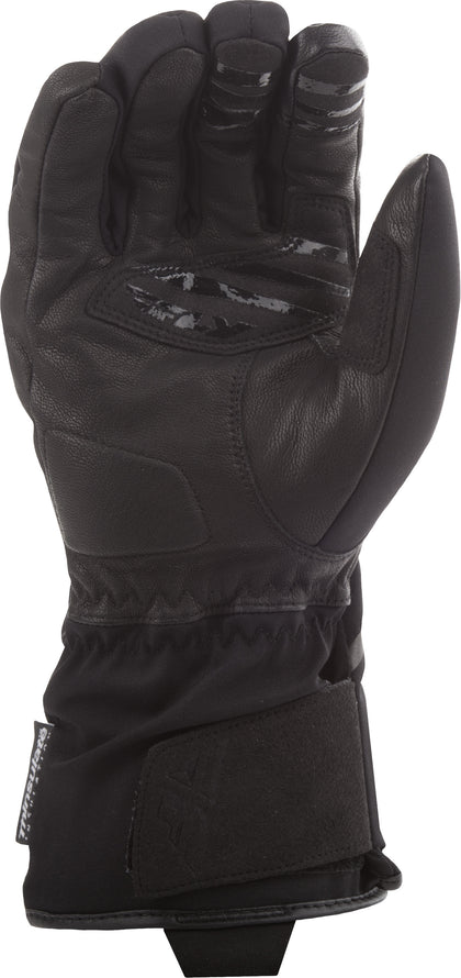 FLY RACING IGNITOR PRO HEATED GLOVES BLACK 4X 476-29204X