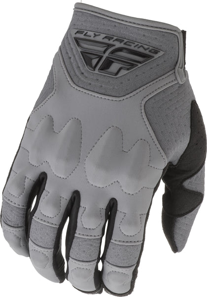 FLY RACING PATROL XC LITE GLOVES GREY SZ 09 373-68009