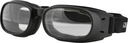 BOBSTER PISTON SUNGLASSES W/CLEAR LENS BPIS01C
