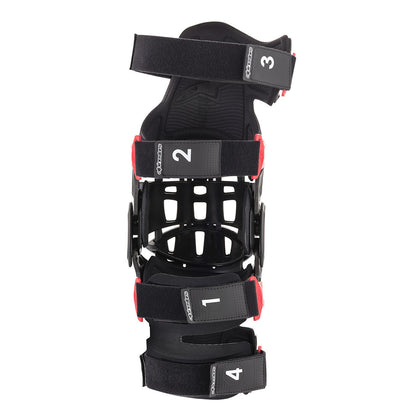 ALPINESTARS BIONIC 10 CARBON KNEE BRACE LEFT MD 6500419-13-M