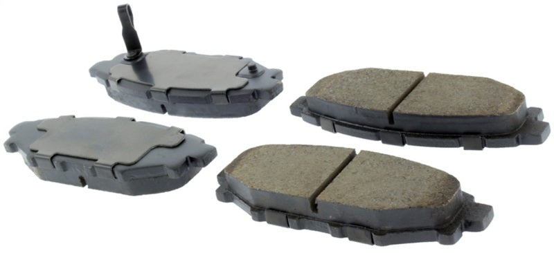 StopTech Street Touring 08-10 WRX Rear Brake Pads