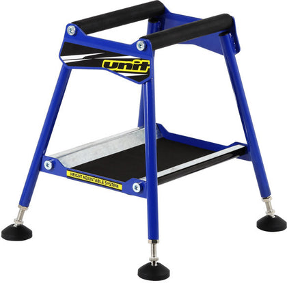 UNIT FIT STAND BLUE A2210-6