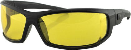 BOBSTER AXL SUNGLASSES W/YELLOW LENS EAXL001Y