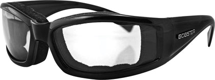 BOBSTER INVADER SUNGLASSES BLACK FRAME BINV101